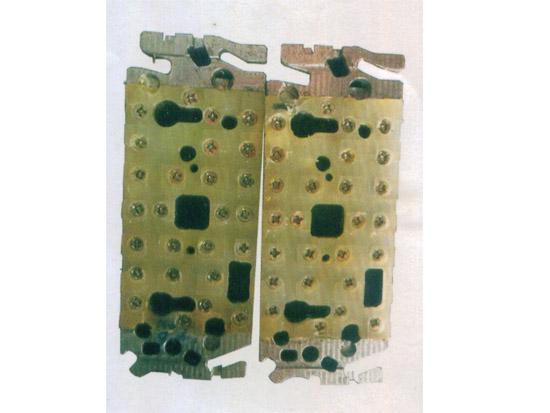 手机CNC治具压盖B